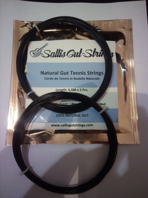 NATURAL GUT TENNIS STRINGS
