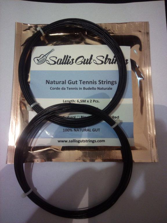 NATURAL GUT TENNIS STRINGS